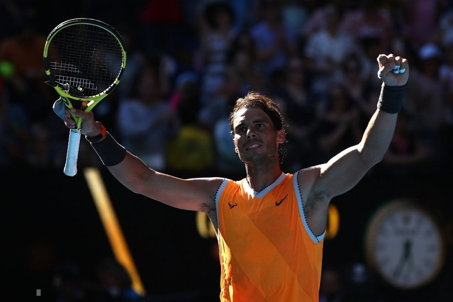 Nadal thang ap dao, Sharapova dung buoc tai vong 4 Australian Open hinh anh 2