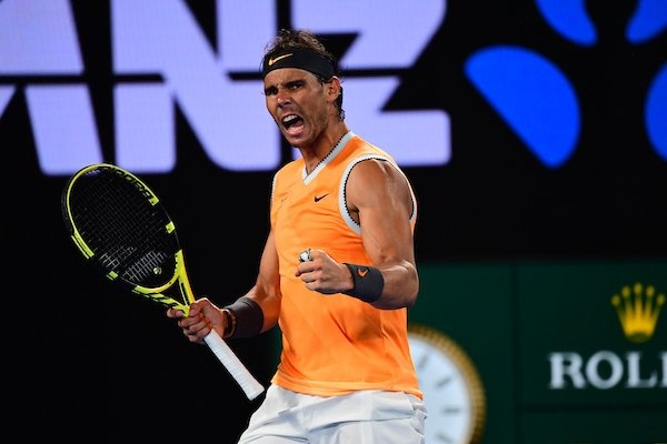 Nadal thang ap dao, Sharapova dung buoc tai vong 4 Australian Open hinh anh