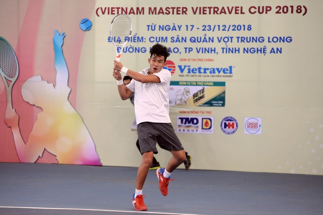 Nguyen Van Phuong ghi dau an trong lan dau du giai tre Grand Slam hinh anh