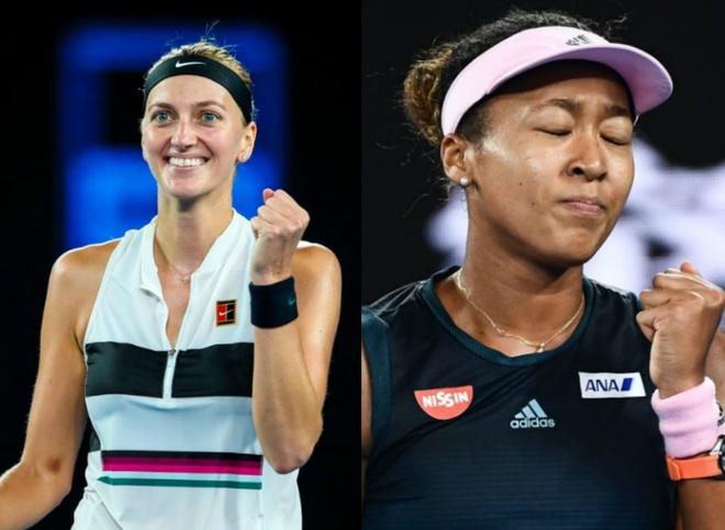 Chung ket don nu Australian Open 2019 goi ten Kvitova va Osaka hinh anh