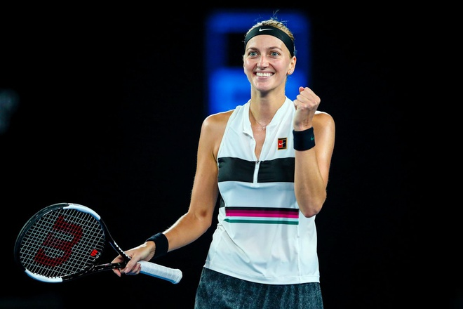 Chung ket don nu Australian Open 2019 goi ten Kvitova va Osaka hinh anh 1