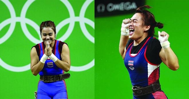 2 nha vo dich cu ta Olympic Rio cua Thai Lan duong tinh voi doping hinh anh 1