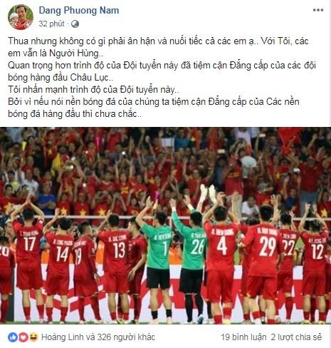 Doi tuyen Viet Nam 0-1 Nhat Ban anh 2