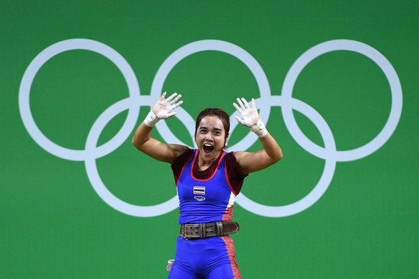 2 nha vo dich cu ta Olympic Rio cua Thai Lan duong tinh voi doping hinh anh