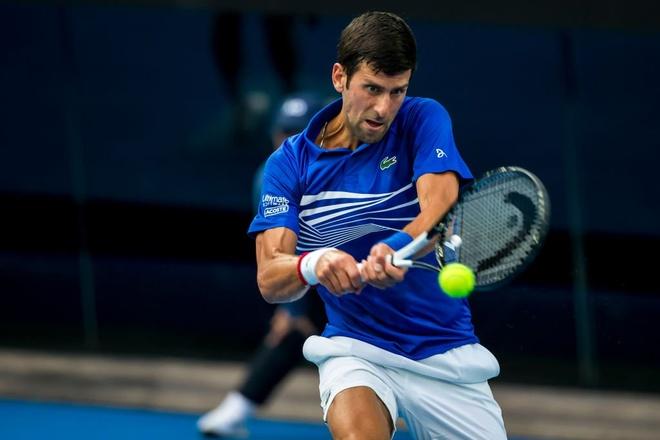 Djokovic gap Nadal tai chung ket Australian Open 2019 hinh anh 1
