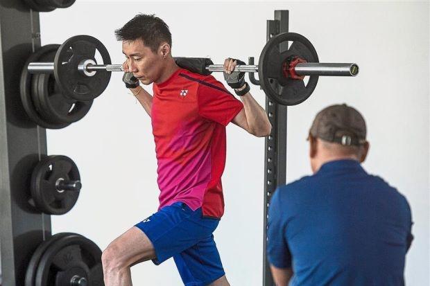 Lee Chong Wei se tai xuat tai giai dau tren que nha hinh anh 1