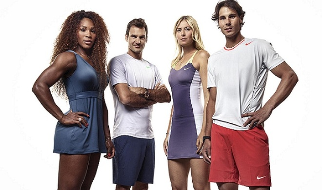 'That kho hinh dung quan vot khong co Serena, Federer hay Nadal' hinh anh 1