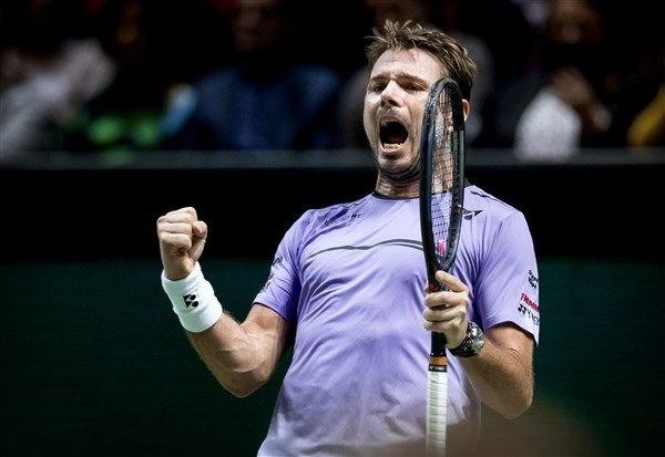 Highlights ban ket Rotterdam Open: Kei Nishikori vs Stan Wawrinka hinh anh