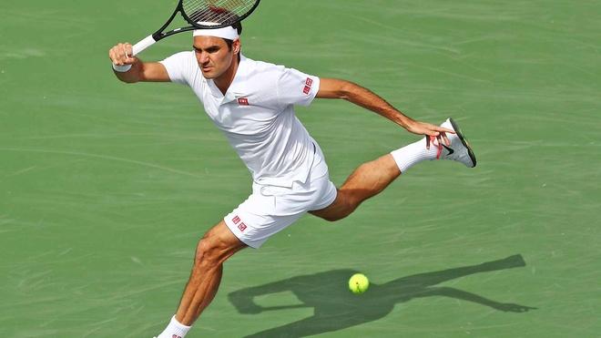 Federer, Nadal khoi dau thuan loi tai Indian Wells 2019 hinh anh 1