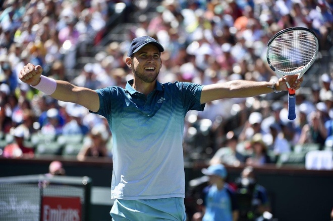 Roger Federer dung truoc thoi khac lich su tai Indian Wells hinh anh 2