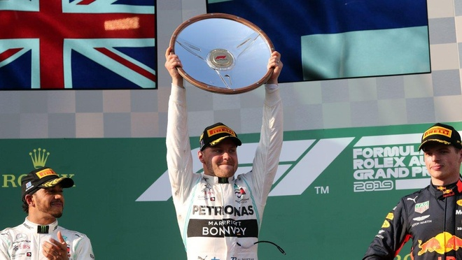 Hamilton ve nhi tai F1 Australian Grand Prix 2019 anh 1