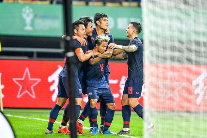 Thai Lan thang Trung QUoc tai Cup Tu Hung anh 2