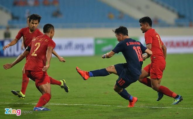 U23 Indonesia tap trung khac phuc tam ly truoc tran gap Viet Nam hinh anh 1