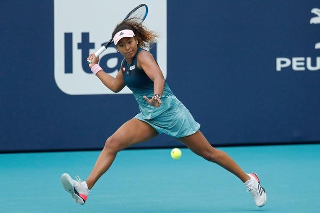 Naomi Osaka dung buoc tai vong 3 Miami Open anh 1