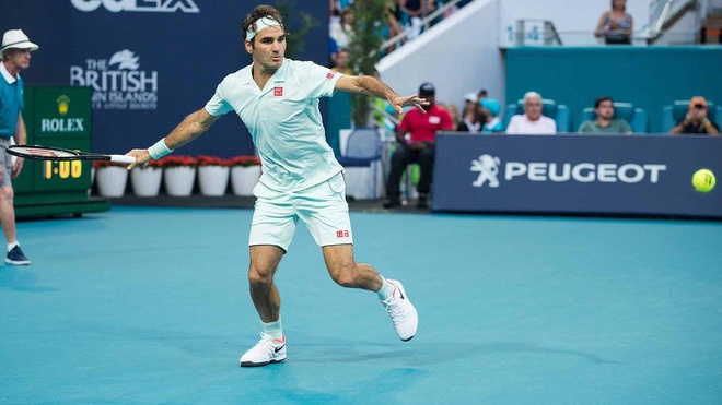 Federer hai long voi chien thang tai vong 3 Miami Open hinh anh 1