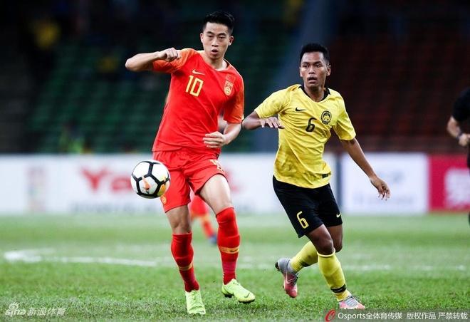 Bao Malaysia chua tin doi nha dung buoc tai vong loai U23 chau A hinh anh 1