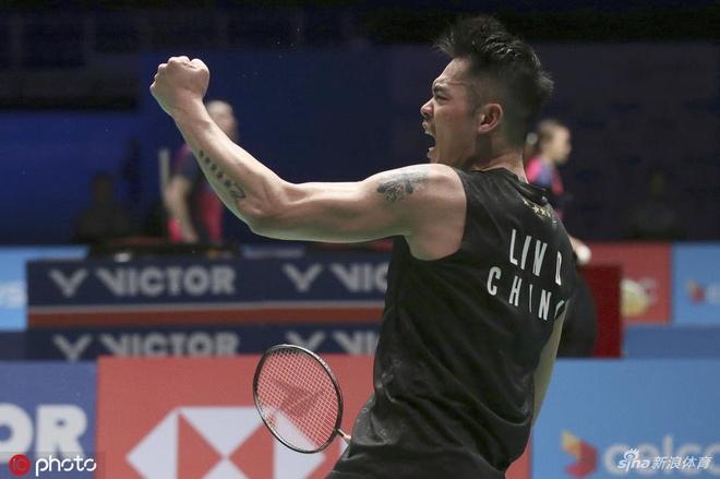 Lin Dan ha hat giong so 2 Shi Yuqi,  vao chung ket Malaysia Open anh 1