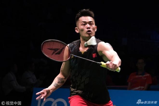 Lin Dan ha hat giong so 2 Shi Yuqi,  vao chung ket Malaysia Open anh 2