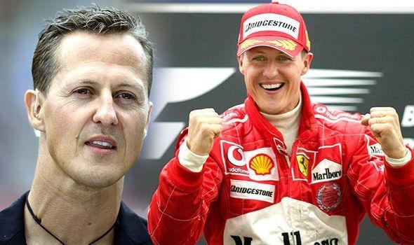 Huyen thoai F1 Michael Schumacher duoc lam phim anh 1