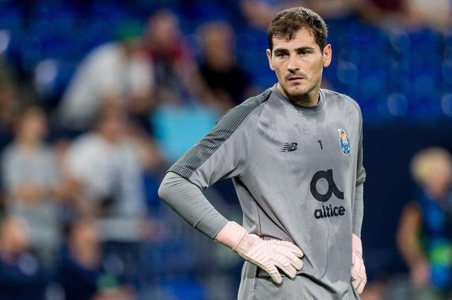 Lucky88 phân tích: Chủ tịch Porto tìm người thay thế Casillas