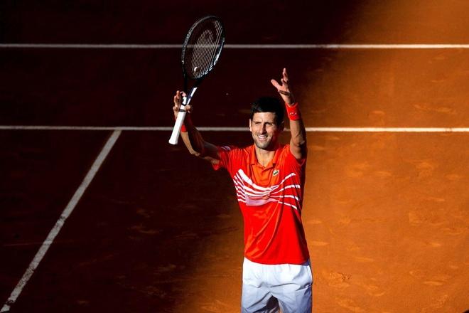 Chung ket trong mo giua Nadal va Djokovic tai Rome Masters hinh anh 2