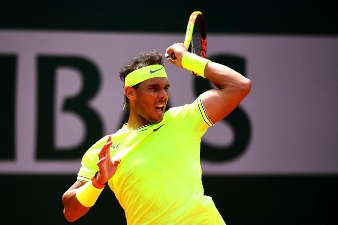 Nadal va Federer dat tay nhau vao vong 3 Phap mo rong hinh anh 1