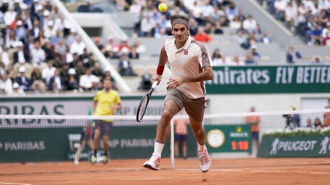 Nadal va Federer dat tay nhau vao vong 3 Phap mo rong hinh anh 2