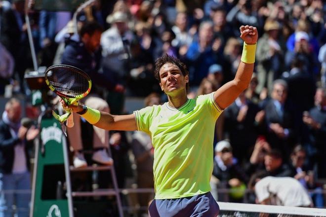 Khoanh khac Nadal dat dieu chua tung co trong lich su quan vot hinh anh 6