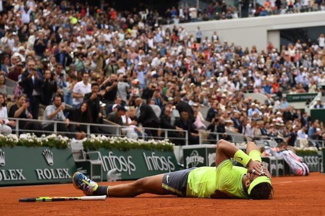 Khoanh khac Nadal dat dieu chua tung co trong lich su quan vot hinh anh 5