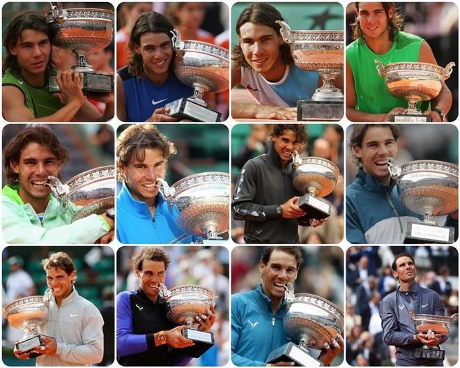 Khoanh khac Nadal dat dieu chua tung co trong lich su quan vot hinh anh 9