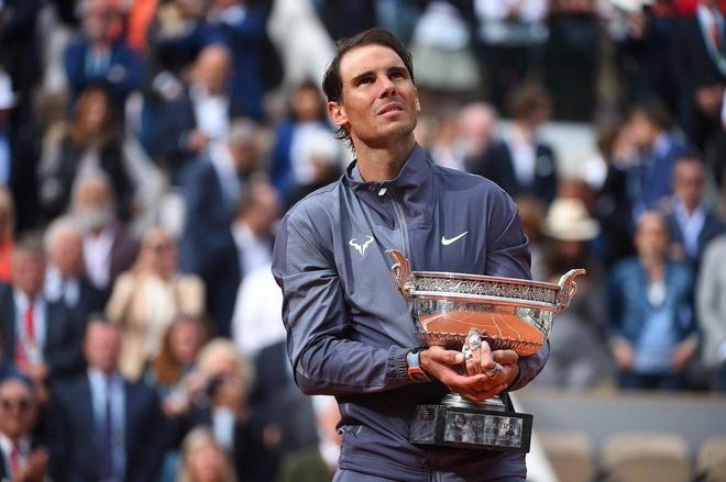 Khoanh khac Nadal dat dieu chua tung co trong lich su quan vot hinh anh 8