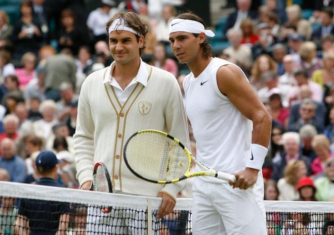 Roger Federer doi dau Nadal tai ban ket Wimbledon hinh anh 7