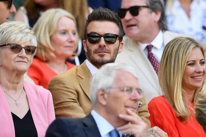 Beckham du Wimbledon anh 4