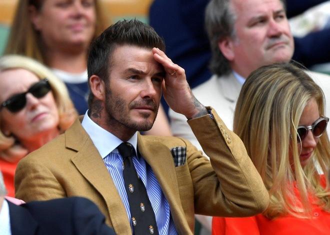 Beckham du Wimbledon anh 5