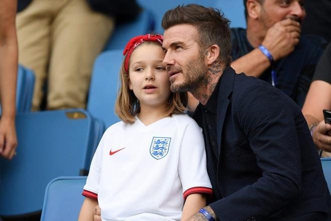Beckham du Wimbledon anh 7