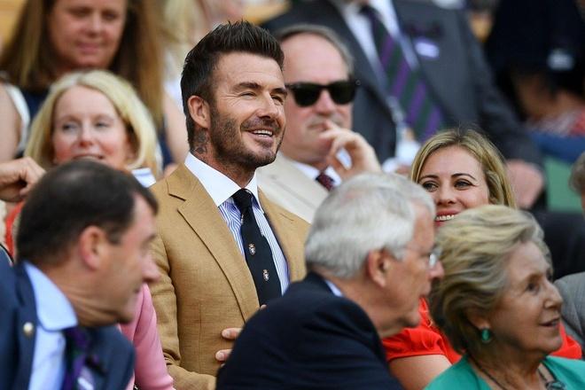 Beckham du Wimbledon anh 6
