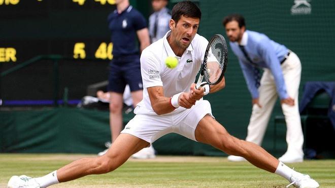 Djokovic: 'Federer la nguon cam hung de toi thi dau toi khi 37 tuoi' hinh anh 1
