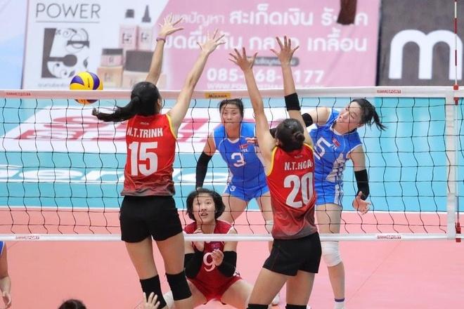 Bong chuyen nu U23 Viet Nam anh 3