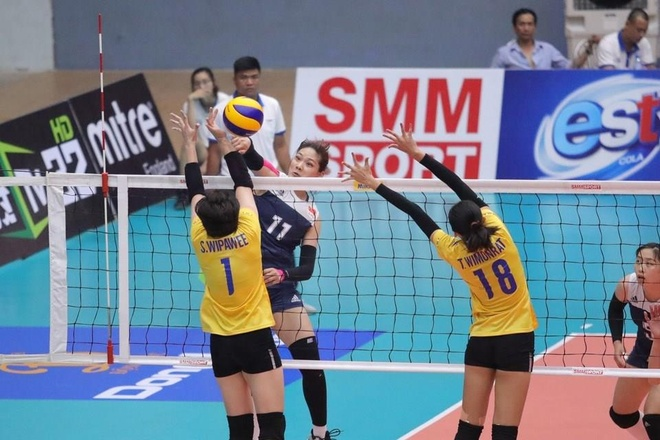 Bong chuyen nu U23 Viet Nam anh 6