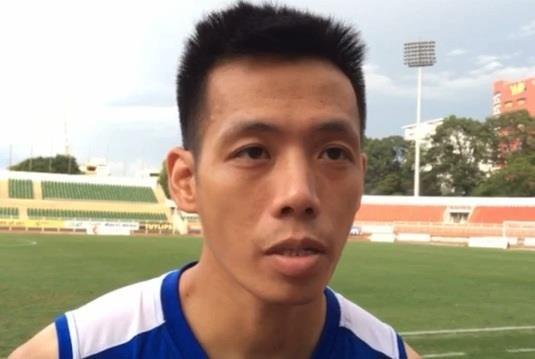 Van Quyet: 'CLB Sai Gon la doi thu rat kho choi' hinh anh
