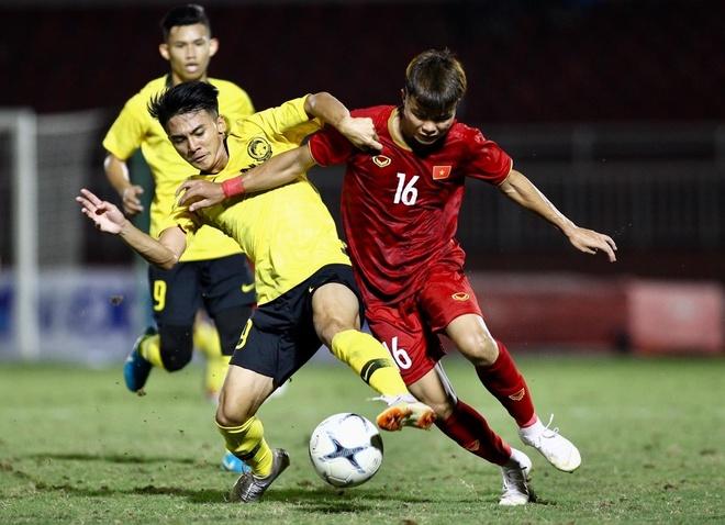 Highlights U18 Viet Nam 1-0 U18 Malaysia hinh anh