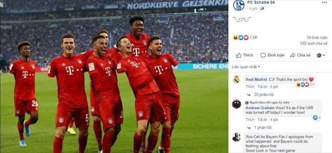 Schalke 04 xoa tay cau thu Bayern anh 1