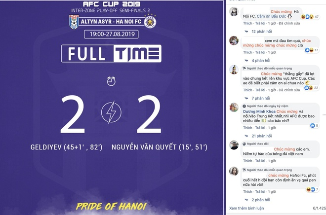 CLB Ha Noi vao chung ket AFC Cup anh 1