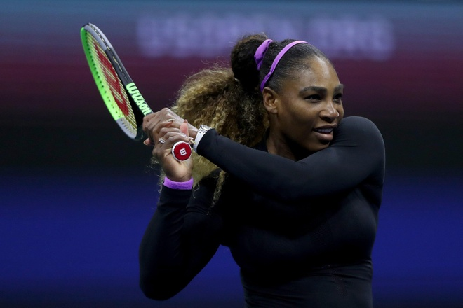 Sharapova thua Serena anh 1