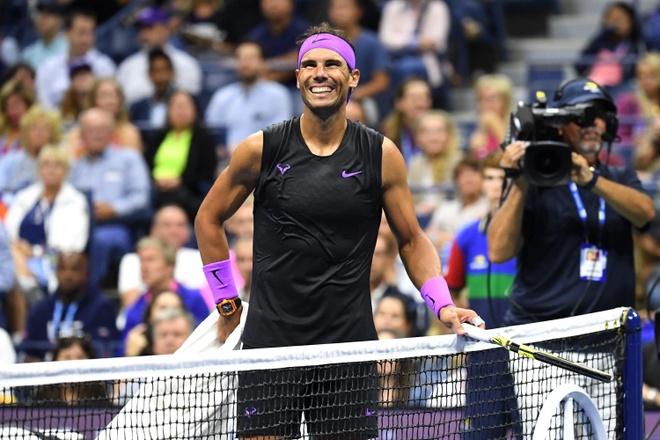 Nadal sang cua vao chung ket US Open du moi thang tran dau hinh anh 1