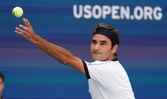 Federer: 'Toi phat om vi cao buoc ap dat lich dau US Open' hinh anh 1