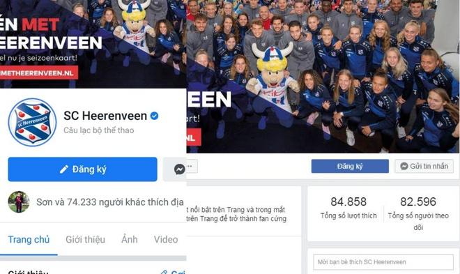 Van Hau gia nhap SC Heerenveen anh 1