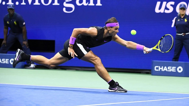 Nadal ap sat ky luc danh hieu Grand Slam cua Federer hinh anh 3