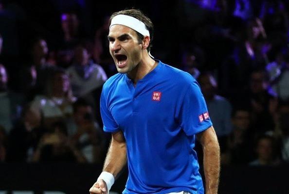 Federer nguoc dong ha Kyrgios tai Laver Cup hinh anh