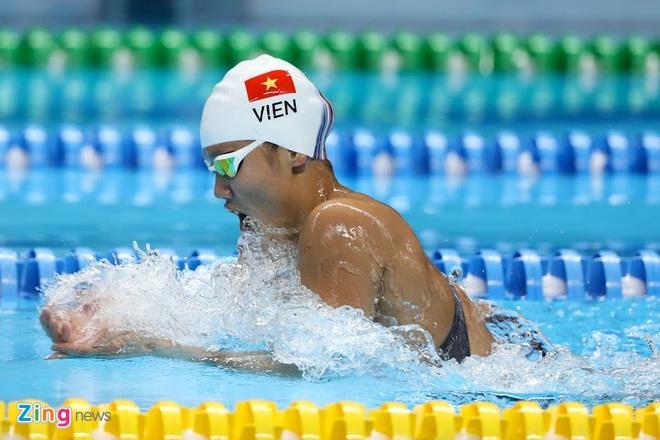 Anh Vien gianh HCB 400 m hon hop tai dai hoi quan su the gioi hinh anh 1